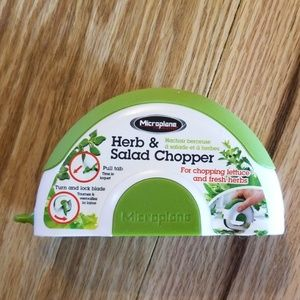Microplane Herb & Salad Chopper